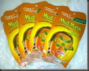 Orange Mud Mask